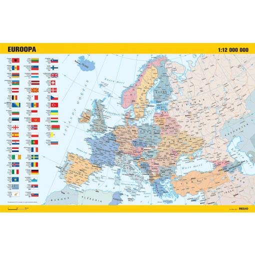 Lauamatt Euroopa, 40x60cm