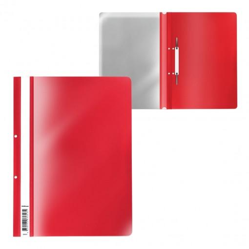 Plastkiirköitja augustatud A4 Fizzy Classic, punane