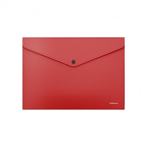 Kileümbrik trukiga A4 Diagonal Classic läbipaistmatu, punane