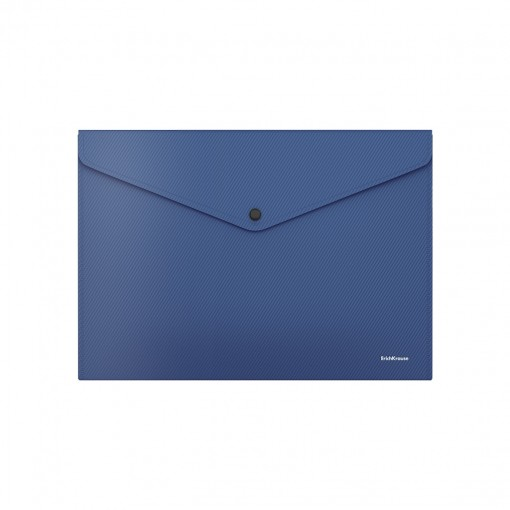 Kileümbrik trukiga A4 Diagonal Classic läbipaistmatu, sinine