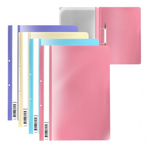 Plastkiirköitja augustatud A4 Fizzy Pastel, 4 värvi assortii