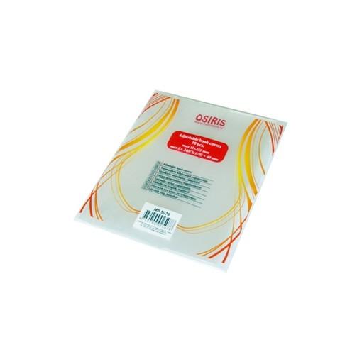 Raamatu kilekaas muudetav PVC 170x255mm, 10tk hind