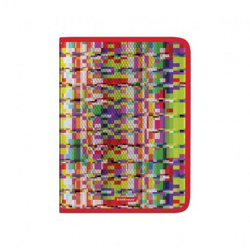 Plastmapp ringlukuga A4 Random Tetris