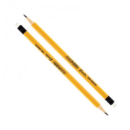 Harilik pliiats kummiga Forofis HB