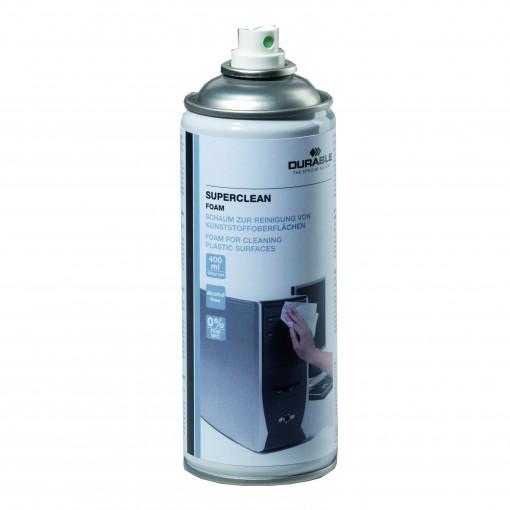 Puhastusvaht Durable plastmassile ja tahvlile 400ml.