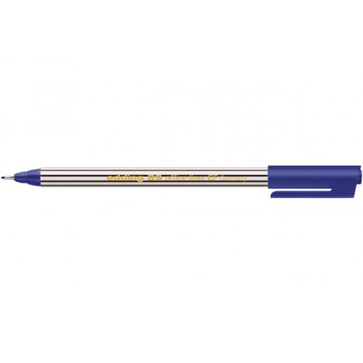 Tindipliiats Edding fiiberotsaga 0,3mm, sinine