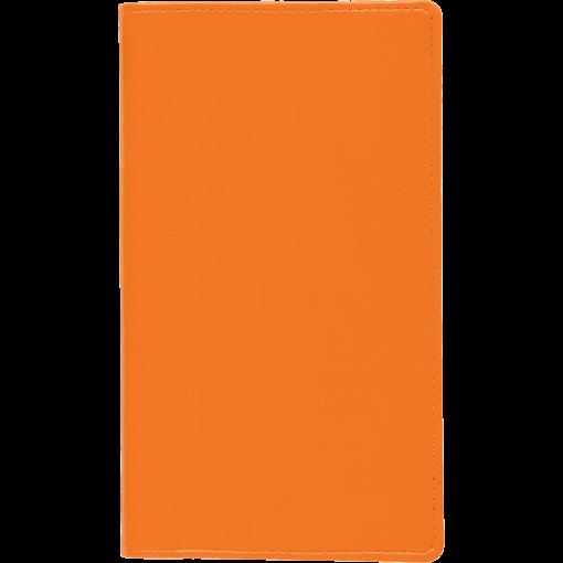 Taskumärkmik Mini, spiraalköide, LUX kaaned (ORANŽ)
