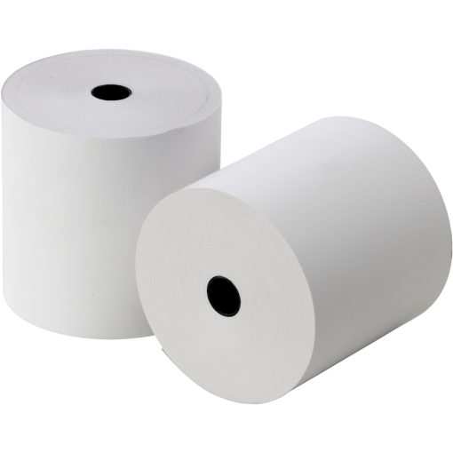 TermoCashier paper roll 80mmx75m
