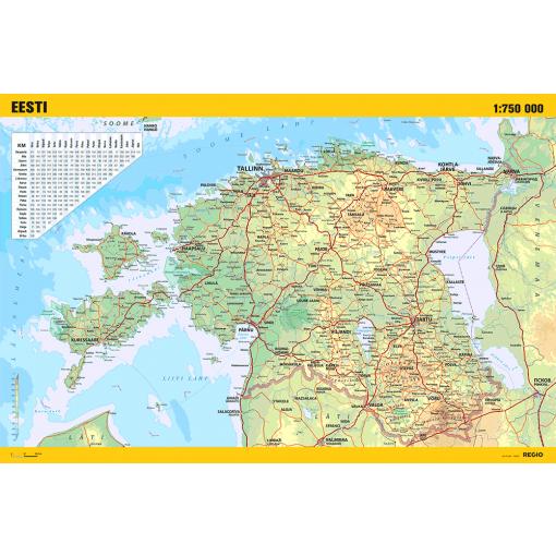 Place mat Estonia, 40x60cm